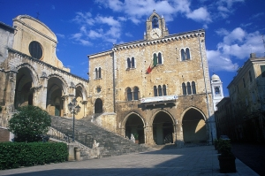 Priverno Piazza Giovanni XXIII
