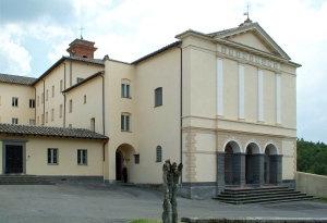 Eremo di S.Angelo - Vetralla (VT)